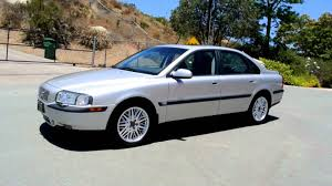 2001 volvo s80 information and photos zombiedrive