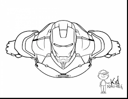 remarkable iron man face coloring pages iron man coloring