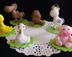 Farm Theme Baby Shower Decorations Farm Animals Birthday Decoration Boys Baby Shower Cute Baby