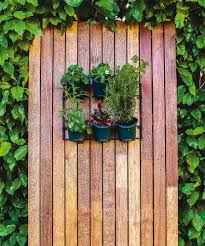 How To Build A Vertical Wall Garden by Wall Mounted Planting Kit Mini Holman Industries