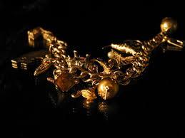 antique charm bracelet charms images Vintage gold charm bracelet for sale classifieds jpg