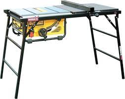 Bosch Saw Bench Rousseau 2745 Portamax Table Saw Stand For Dewalt Dw745 Dwe7480