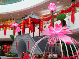 2012 cny decoration empire shopping mall whatever i see hear