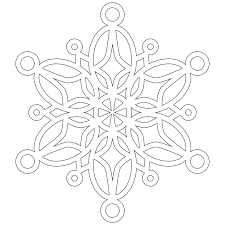snowflake to color donteatthepaste coma heart snowflake to color