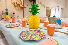 themed decorations real party hawaiian moana party party pieces inspiration