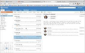 Business Class Email by Yahoo Zimbra Desktop Windows 10 Screenshot Windows 10 Download