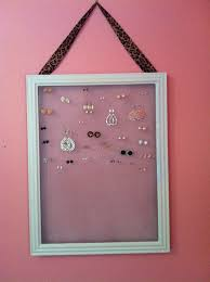 how to make an earring holder for studs earring holder earring holder endearing 1000