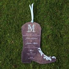 country wedding programs ranch wedding by the nichols badgley mischka and ranch