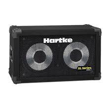 8 ohm bass speaker cabinet hartke xl series 210xl 200w 8ohm 2x10 aluminum cone bass speaker