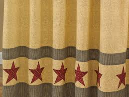 shower styles country shower curtains for a tuscan decorating