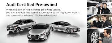 audi cpo warranty transfer certified pre owned audi information continental audi in