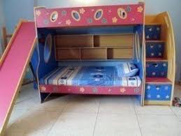Bunk Bed With Stairs And Slide Foter - Slide bunk beds
