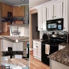 general finishes milk paint kitchen cabinets kitchen transformation in antique white milk paint general