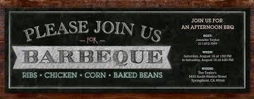 online backyard barbecue bbq invitations evite