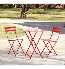 Outdoor Table And Chair Set Fermob Bistro Chair Set Rejuvenation