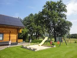 Wohnzimmerm El Bei Roller 4 Sterne Holzblockhaus Füßmann Fewo Direkt