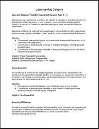 Residential Counselor Resume Sample by Large Size Of Cover Lettercover Letter Examples For Customer