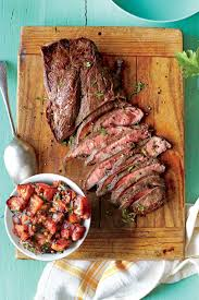 juicy steak recipes southern living