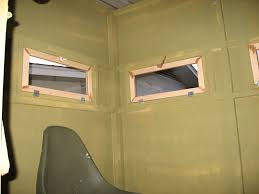 Box Blinds For Deer Hunting Diy Deer Blind Plans Post What You Have Texas Hunting Forum