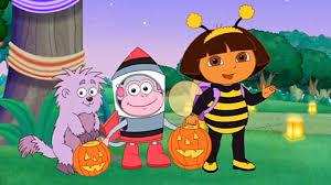 Team Umizoomi Halloween Costume Dora Explorer S6 Ep606 Halloween Parade Episode
