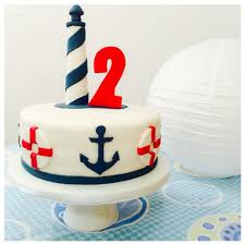 nautical cake a nautical cake for baby g make it bliss