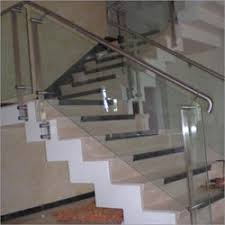glass railing system balcony railing manufacturer from chennai