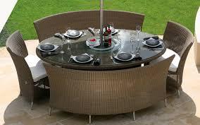 inspiring wicker patio dining set dining room outdoor wicker new