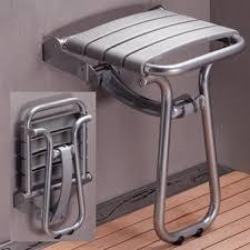 siege escamotable pour siège de escamotable pellet 047642 gris sanitaire fr meuble