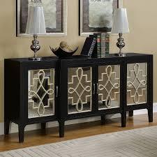 furniture mirrored media console mirrored buffet mirrored tv