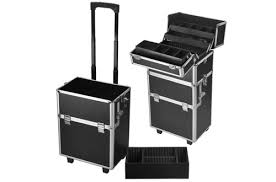 Professional Makeup Artist Organizer 10 Best Professional Rolling Makeup Train Cases Reviews In 2017