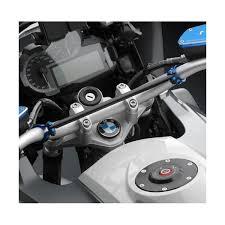 traversino manubrio moto traversino rizoma per manubrio oem su bmw r1200gs e r1200r nero e