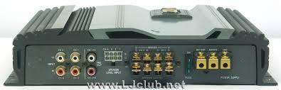 help a hook up a sub to pre existing amp caraudioforum com