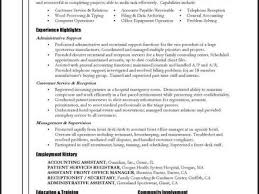 Sample Resumes For Administrative Assistant Best Administrative Assistant Resume Example Livecareer Sample