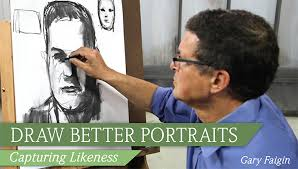 draw better portraits capturing likeness portraits art lessons