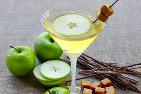 caramel martini caramel apple martini food fanatic