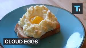 egg clouds how to make u0027cloud eggs u0027 u2014 instagram u0027s newest obsession youtube