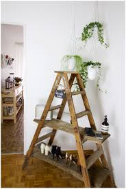 Leaning Ladder Bookcases by Leaning Ladder Shelf Furniture Inspiring Leaning Ladder Shelf For