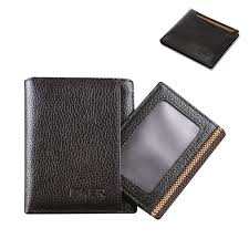 Sho Wallet guaranteed genuine leather wallet brown purses for