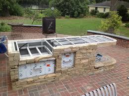 outdoor kitchen plans designs exterior outdoor kitchens plans lovely kitchen bbq island outdoor