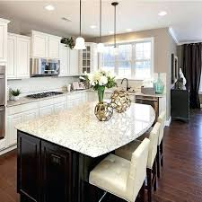 kitchens with island benches curved kitchen island fitbooster me