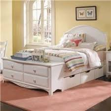 Bed Full Platform Bed Full Size With Drawers Foter