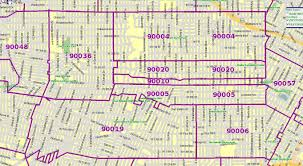 Louisiana Zip Code Map by Chicago Title The Anna Ma Team Koreatown Zip Code Map