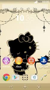 hello kitty themes for xperia c hello kitty grace for xperia latest version apk androidappsapk co