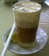 Teh Telur teh talua minuman khas ranah minang kuliner bangsakoe
