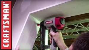 how to frame a garage door craftsman youtube
