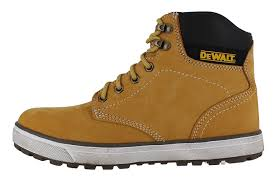 dewalt ht2 dewalt radon mens hi top baseball steel toe safety