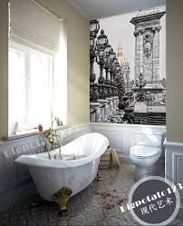 3d Murals by The Custom 3d Murals Classic Black And White European Style