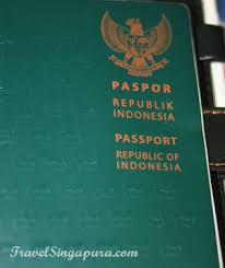 cara membuat paspor resmi syarat membuat paspor indonesia travel singapura wisata singapore