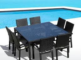 9 Pc Patio Dining Set by Patio 45 Wrought Iron Patio Dining Set 14 With Wrought Iron