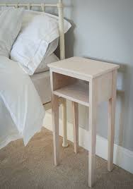 small bedside table ideas gorgeous small bedside table 17 best ideas about narrow for small